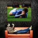 Fernando Torres Chelsea Football Huge 47x35 Print POSTER