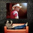 Brad Douglas Paisley Country Music Huge 47x35 Print POSTER