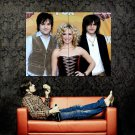 The Band Perry Country Music Huge 47x35 Print POSTER
