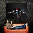 Honda DN 01 Concept Bike Motorcycle Huge 47x35 Print POSTER