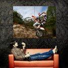 KTM 450EXC Offroad Bike Motorcycle Huge 47x35 Print POSTER