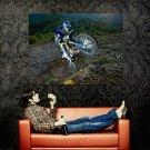 Husaberg TE250 Offroad Bike Motorcycle Huge 47x35 Print POSTER