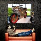 Ducati 916 Senna Super Sport Bike Huge 47x35 Print POSTER