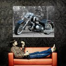 Ridley Black Classic Bike Motorcycle Huge 47x35 Print POSTER