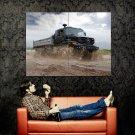 Mercedes Zetros Off Road Truck Huge 47x35 Print POSTER