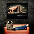 Hot Babe Sexy Butt Stocking Huge 47x35 Print POSTER