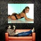Veronika Fasterova Sexy Hot Butt Huge 47x35 Print POSTER