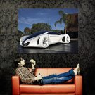 Mercedes Biome Future Concept Car Huge 47x35 Print POSTER
