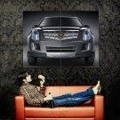 Cadillac Provoq Front Future Concept Car Huge 47x35 Print POSTER