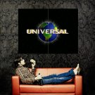 Universal Pictures Logo Movies Huge 47x35 Print Poster