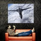 Rockwell B 1 Lancer Bomber Aircraft POSTER