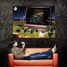 IT S ALIVE Gigabyte Hi Tech Cool Huge 47x35 Print Poster