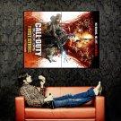 No Brains No Life No Mercy Huge 47x35 Print Poster