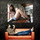 Mikie Hara Hot Japanese Actress Huge 47x35 Print Poster