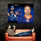 Doug Weight NY Islanders NHL Huge 47x35 Print Poster