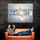 Vince Carter Jersey Nets NBA Huge 47x35 Print Poster