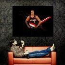 Brandon Roy Portland Blazers NBA Huge 47x35 Print Poster