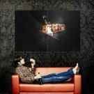 Monta Ellis Golden State Warriors Huge 47x35 Print Poster