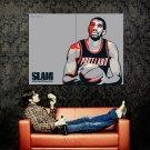 Greg Oden Portlnd Trailblazers NBA Huge 47x35 Print Poster