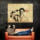 I Got A Solution Blood Gun Cool Art Huge 47x35 Print Poster