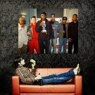 Roll Deep Group VMA New Music Huge 47x35 Print Poster