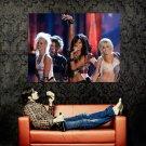 Pussycat Dolls Live Hot New Music Huge 47x35 Print Poster