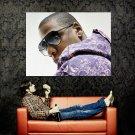 Jay Z Hip Hop Rap Music Huge 47x35 Print Poster
