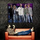 Maroon 5 Group Award Music New Huge 47x35 Print Poster