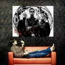 Depeche Mode Group Music New Huge 47x35 Print Poster