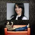 Katy Perry Smiling Print Huge 47x35 POSTER