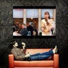 Tourist Jolie Depp Movie 2010 Art Huge 47x35 Print Poster
