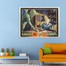 The Mummy Movie Horror Boris Karloff Huge 47x35 Print POSTER