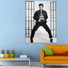 Elvis Presley Singer Music Rock And Roll Huge 47x35 Print POSTER