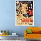 Horror Of Frankenstein Ralph Bates Huge 47x35 Print POSTER