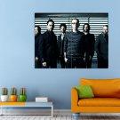 Linkin Park Rock Band Music Chester Bennington Huge 47x35 Print POSTER