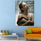 Singer Hip Hop Soul Blues Alicia Keys Huge 47x35 Print POSTER