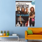The Killers Music Indie Band Rock Huge 47x35 Print POSTER