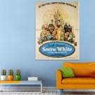 Snow White And The Seven Dwarfs Disney Huge 47x35 Print POSTER