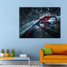 Spider Man Movie Fantasy Tobey Maguire Huge 47x35 Print POSTER