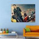 Need For Speed Movie Thriller Aaron Paul Huge 47x35 Print POSTER