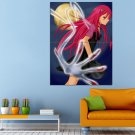 Elfen Lied Lucy Kota Mayu Anime Huge 47x35 Print POSTER