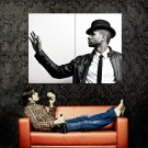 Usher Amazing R B Music Singer BW Huge 47x35 Print Poster