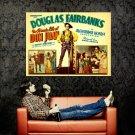 Private Life Of Don Juan 1934 Retro Movie Huge 47x35 Print Poster