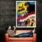 Scarface 1932 Retro Movie Vintage Huge 47x35 Print Poster