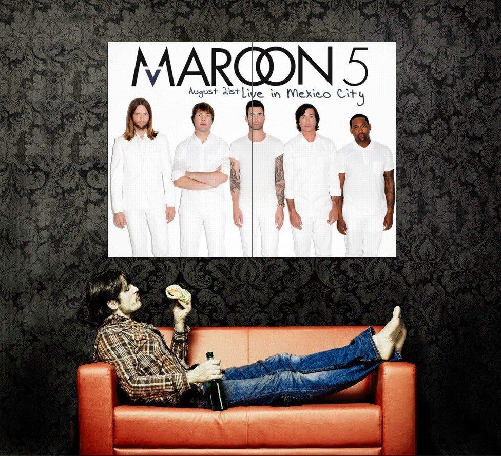 Maroon poster board