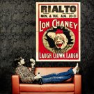Laugh Clown Laugh 1928 Retro Movie Vintage Huge 47x35 Print Poster