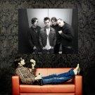 Good Charlotte Pop Punk Band Music Group Huge 47x35 Print Poster