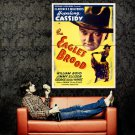 The Eagle S Brood Retro Movie Vintage Huge 47x35 Print Poster