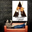 A Clockwork Orange Stanley Kubrick Movie Huge 47x35 Print Poster