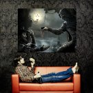 Thief THI4F Garrett 2014 Video Game Art Huge 47x35 Print Poster